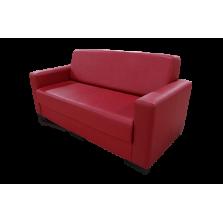 Sofa Cuero 2 Cuerpo y medio